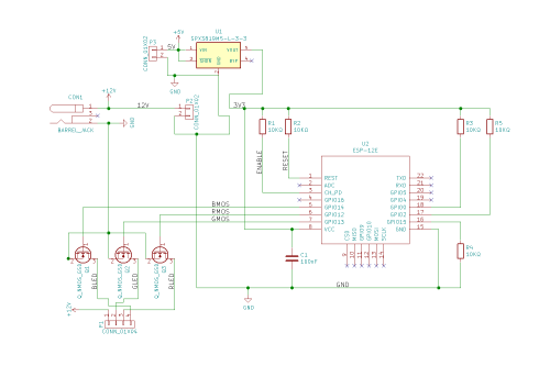 small resolution of the controller schematic