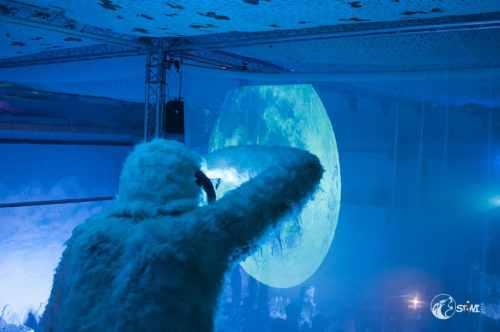 Wer lebt nun hinter dem Mond?