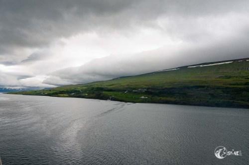 Eyjafjörður Fjord