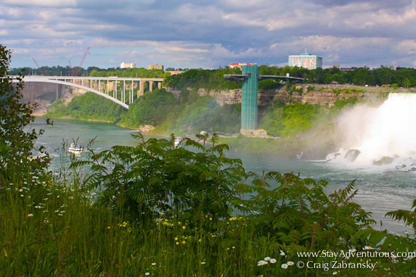Walk and View Niagara Falls in Canada  Stay Adventurous