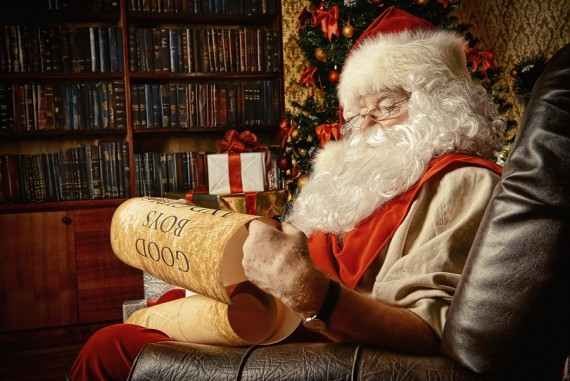 Prove to Your Kids that Santa Exists  Stay at Home Mum