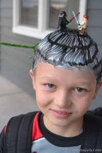 30 Awesomely Crazy Hair Ideas for Boys