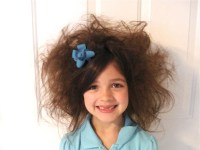 30+ Crazy Hair Day Ideas for Girls