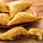 Baked Lamb Samosas Stay At Home Mum