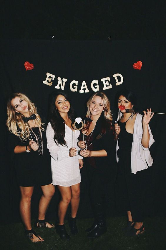 5 Fun Engagement Party Ideas