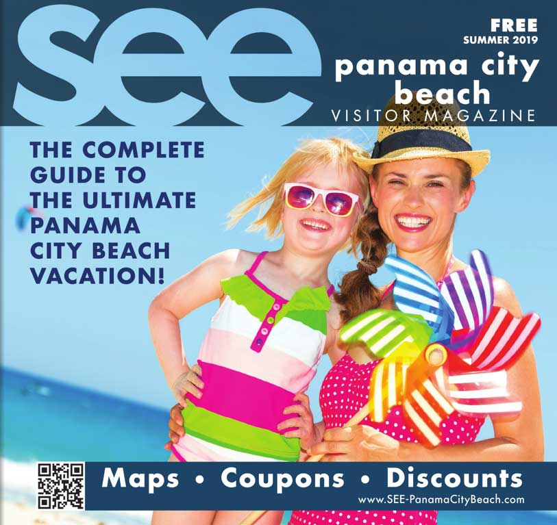 Free 2019 Panama City Beach Vacation Guide Stay At The Beach Rentals