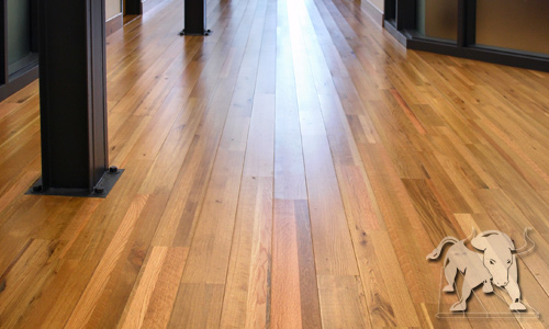 Recycled Quarter Sawn White Oak Flooring  Staybull Flooring