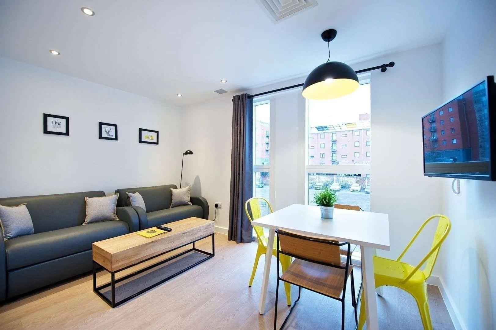 Staycity Aparthotels Newhall Square  Apartamentos con