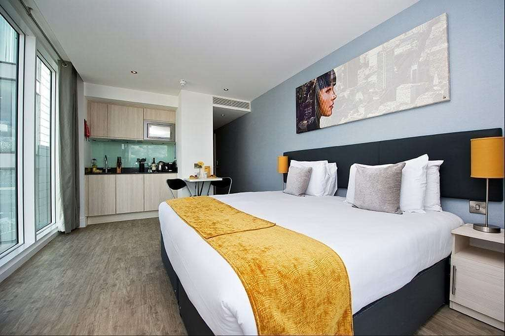 Staycity Serviced Apartments Deptford London From 62