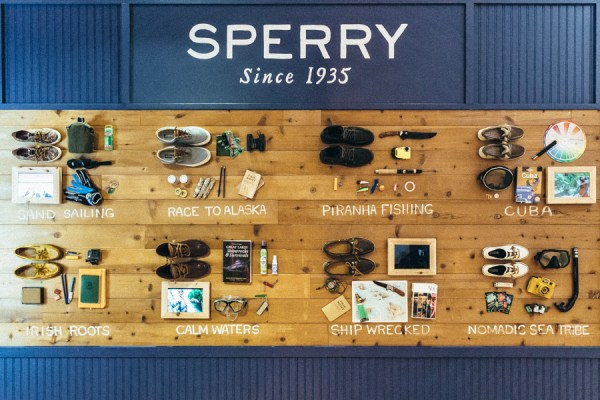 Sperry x Tumbler & Tipsy at Style 360 - Stay Classic