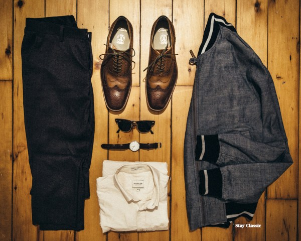 Vintage Inspired Prep with Clarks - Stay Classic