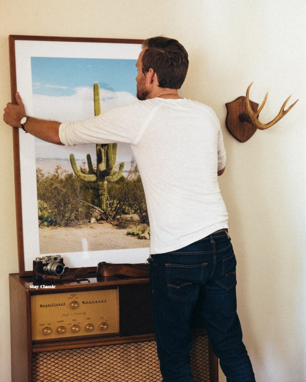 Printing and Framing with Framebridge - Stay Classic