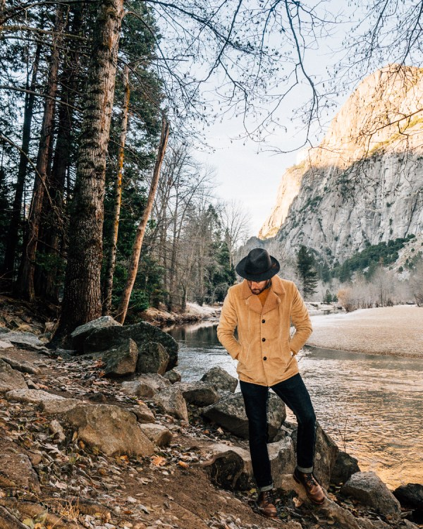 Early Morning in Yosemite - Stay Classic