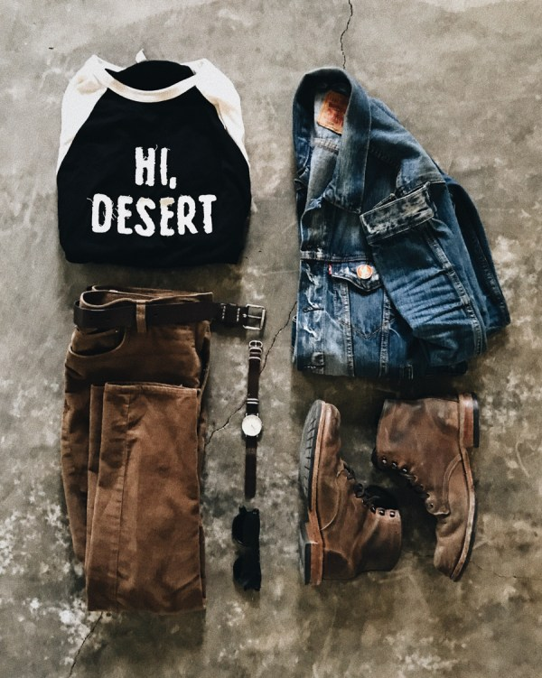 Desert and Denim Weekend - Stay Classic