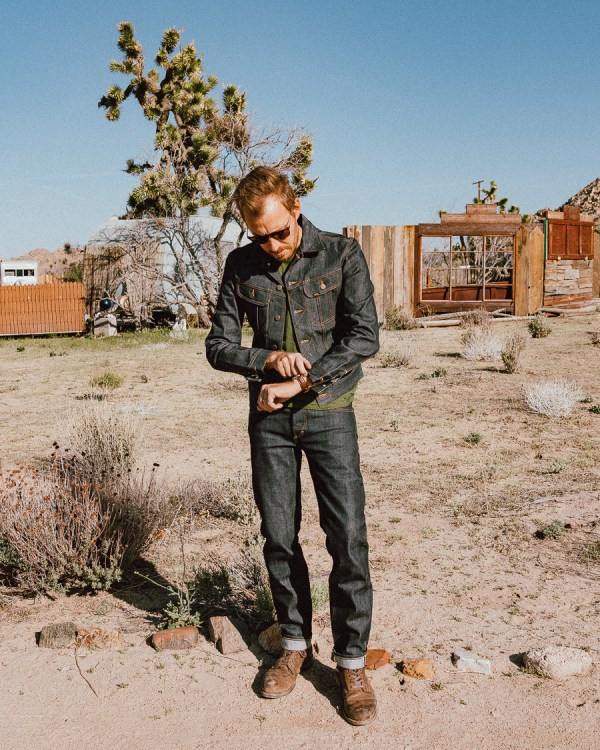 Denim in Joshua Tree - Stay Classic