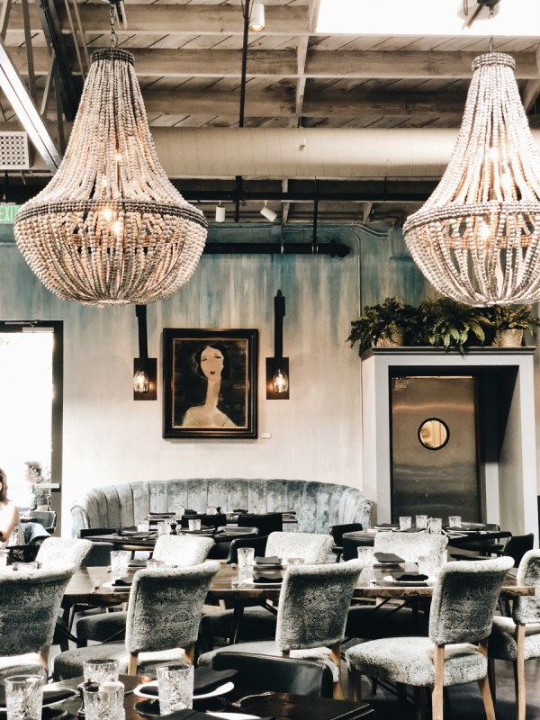 New Brunch Spot at Herb & Wood - Stay Classic