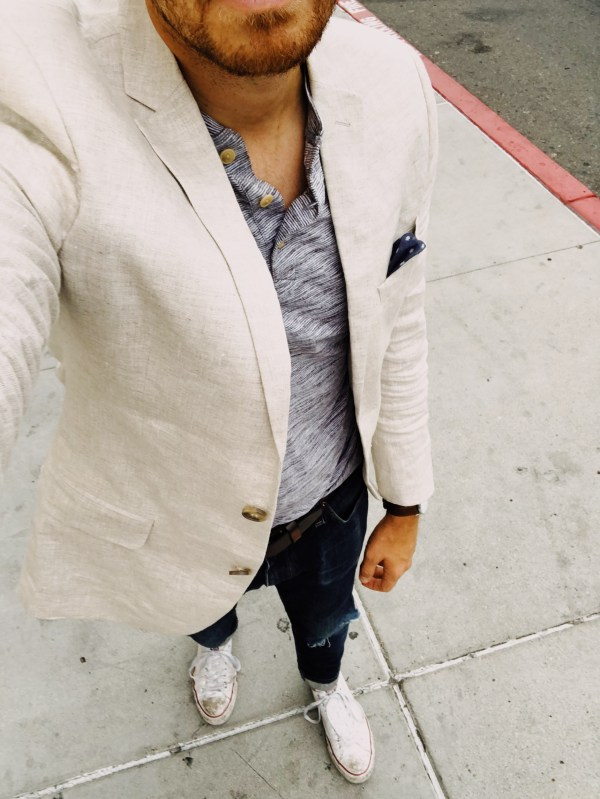 Casual Summer Blazer - Stay Classic