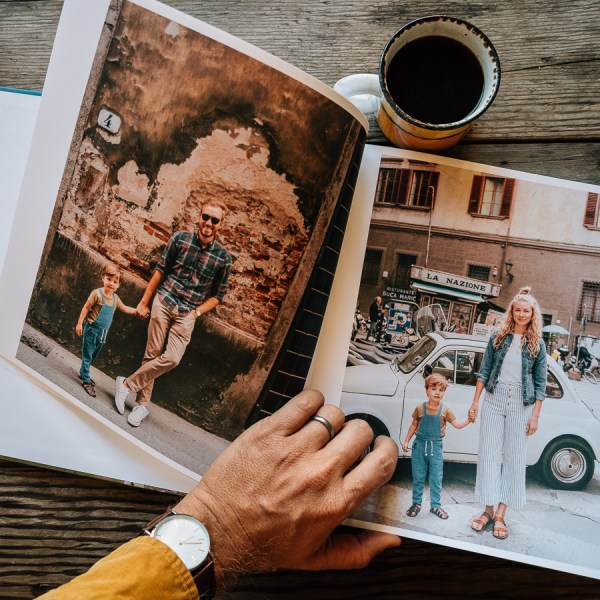 Keeping Memories with a Photo Book - Stay Classic