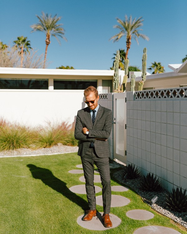 Wedding in Palm Springs - Stay Classic
