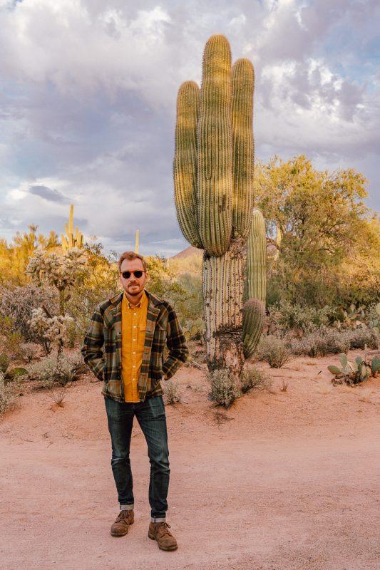 Desert Winter Coat - Stay Classic