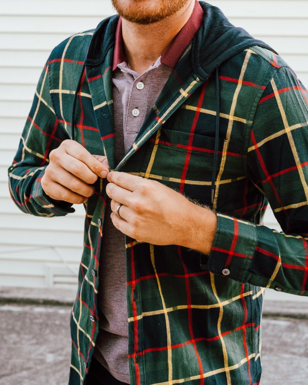 Polo and Plaid - Stay Classic