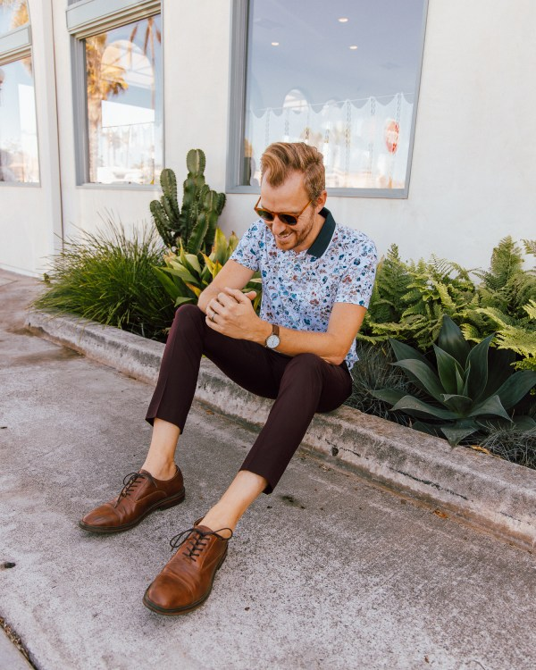 Local's Summer with Perry Ellis - Stay Classic