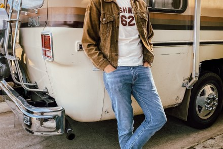 The Most Comfortable Light Denim - Stay Classic
