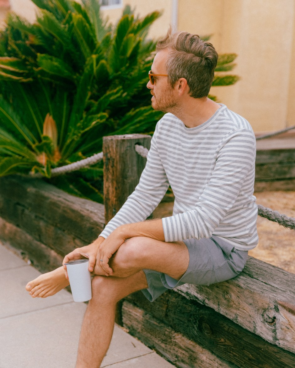 Shorts and Prints - Stay Classic