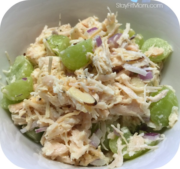 This chicken salad looks delicious! And it's Whole30 compliant!
