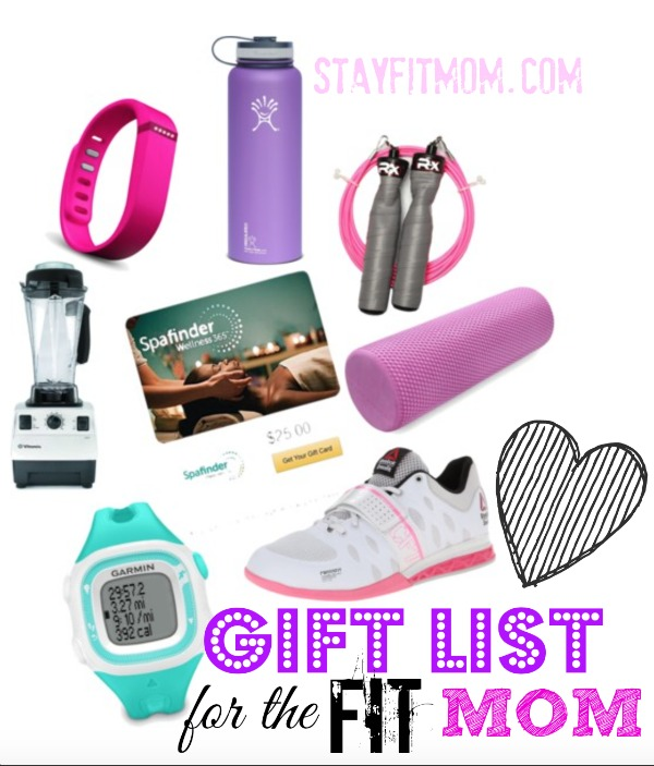 gift list for the fit mom