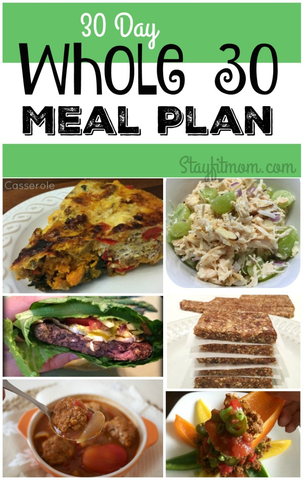 30 day whole 30 meal plan stay fit mom recipes for 30 days of whole 30 all in one place forumfinder Choice Image