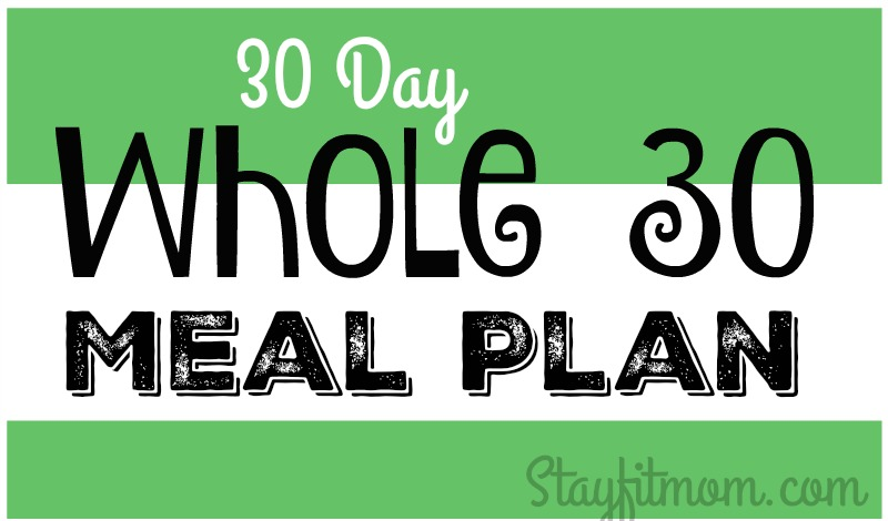 30 Day Whole 30 Meal Plan2