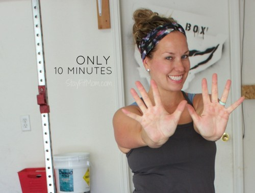 10 minute workout2