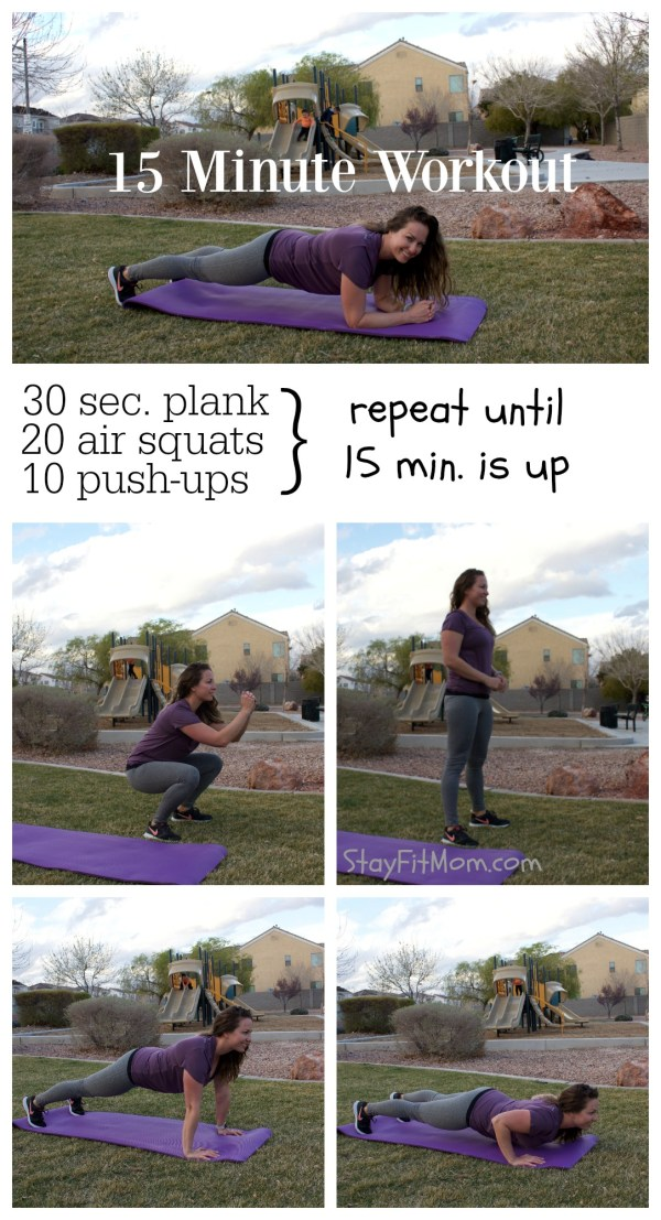 Quick H.I.I.T. workouts you can do anywhere