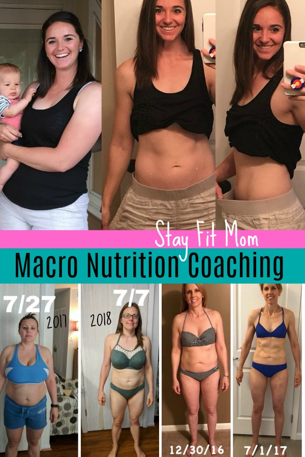 The macro diet really does work and the ladies at Stay Fit Mom are amazing! #stayfitmom #macrodiet #nutritioncoaching