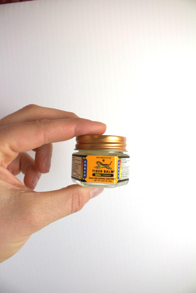 Focus on recovery in the new year! #stayfitmom #tigerbalm