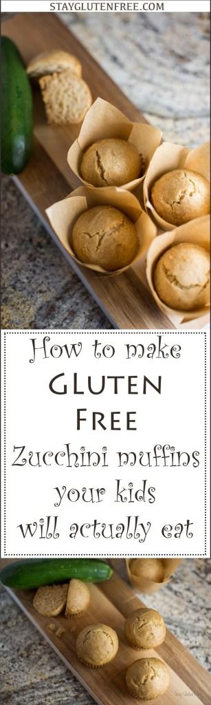GF Zucchini muffins pin