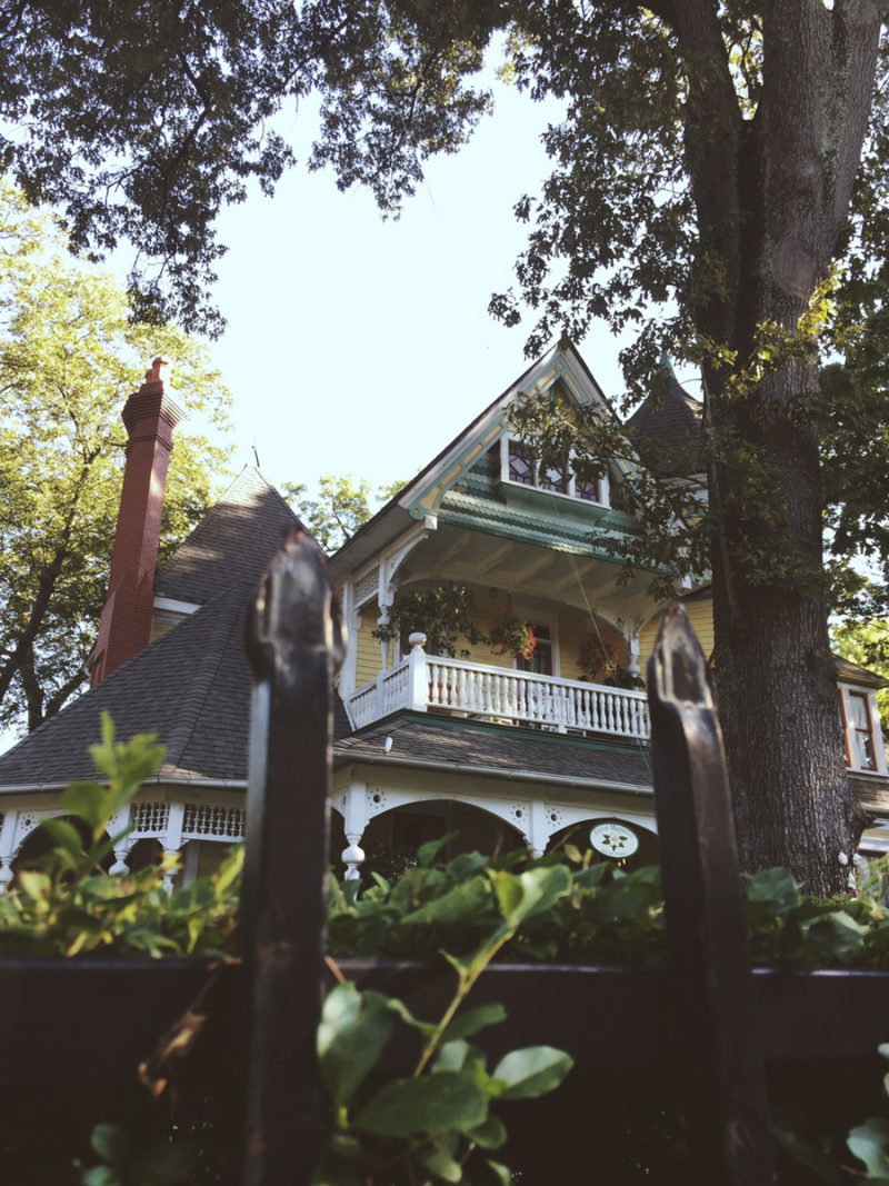 Make your soul happy: what I do when I have a hard day. Photos taken in Inman Park in Atlanta, GA |Stay gold Autumn
