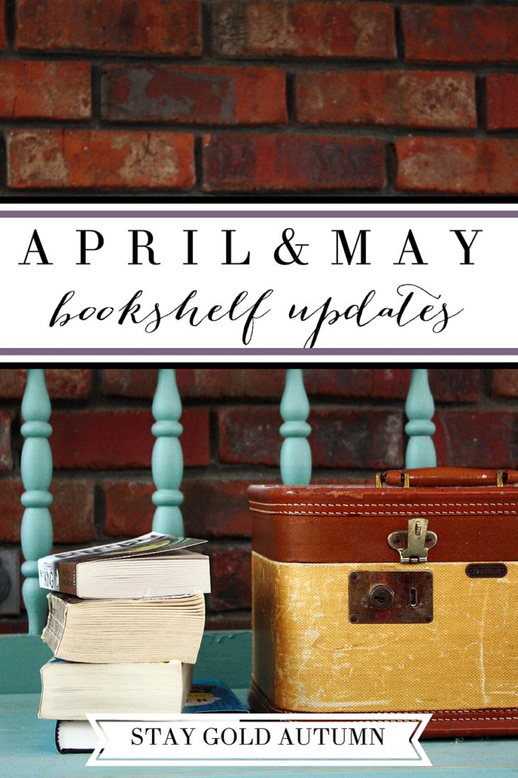 April and May bookshelf updates// what did I read this month? Reviews on: A Fifty-Year Silence: Love, War, and a Ruined House in France; Destiny Maker: Lost Souls Trilogy Book One; Miss Peregrine's Peculiar Children Boxed Set; & Childhood Regained: Stories of Hope for Asian Child Workers | Stay gold Autumn