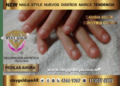 french teen nails before uñas esculpidas para adolescentes