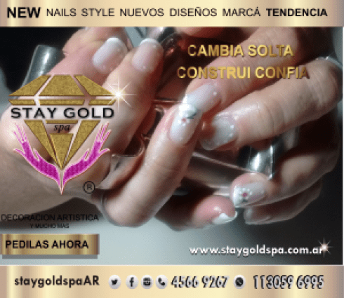 betty nature french nails uñas decoradas french natural