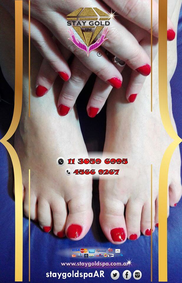 spa de pies y manos caba