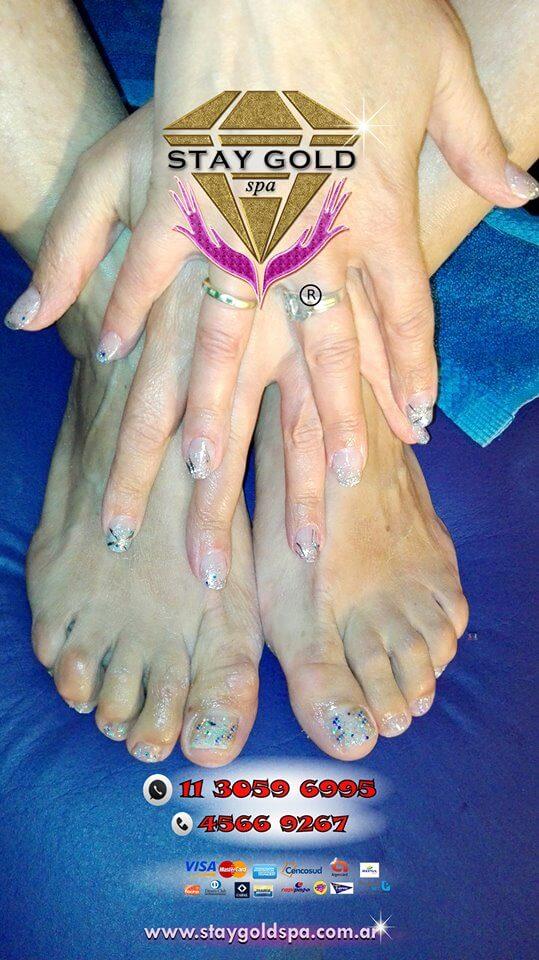 spa de pies y manos devoto