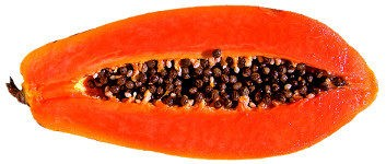 Papaya Fruits–Peels-Seeds-पपीता-Carica Papaya