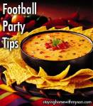 Super Bowl Game Day Party Tips for Football Fans