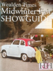 The Fabulour Wealden Times Fair is on the 20th, 21st and 22nd November at close by Bedgebury Pinetum. Book to stay the night at Lower Crabb the night before for an early start and shop till you drop for Christmas!…heaven.