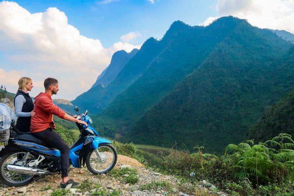 Ha Giang Loop Vietnam Scooter Adventure