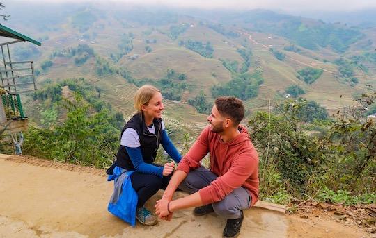 Rolling Hills, Sapa, Vietnam | Hiking & Trekking | Stay Lost