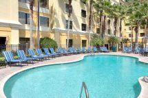 Orlando Hotel Suites -drive