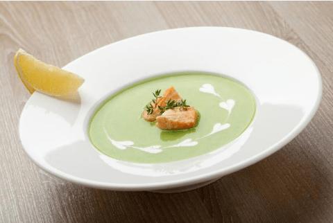 Keto Lemon Broccoli Soup